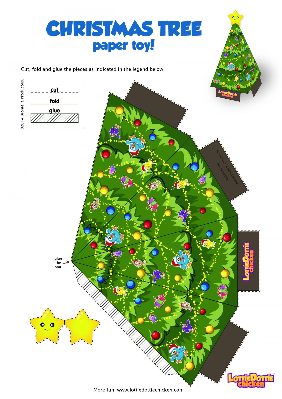 Paper toys lottie dottie chicken official website